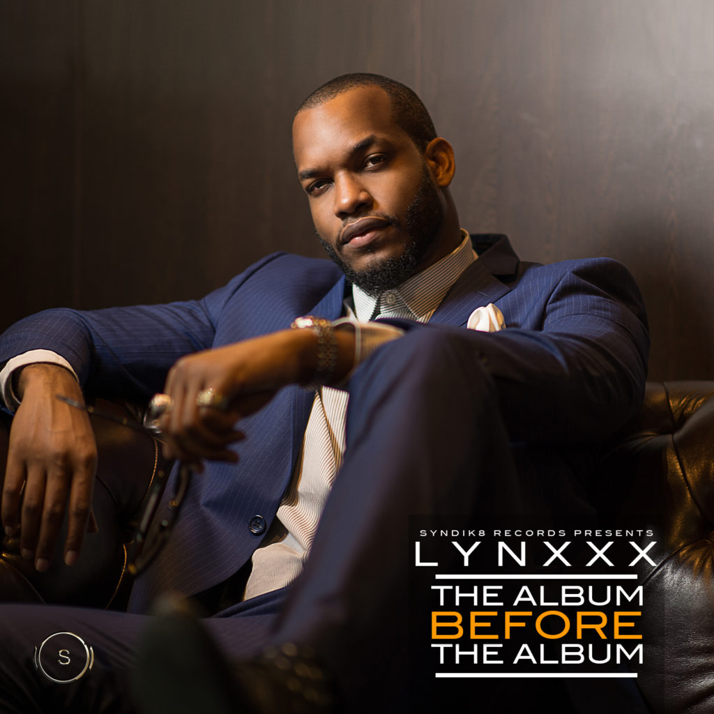 LYNXXX THE ALBUM B4 THE ALBUM COVER s