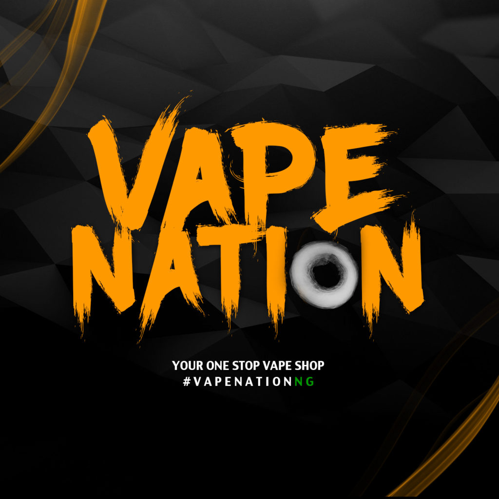 Vape Nation logo