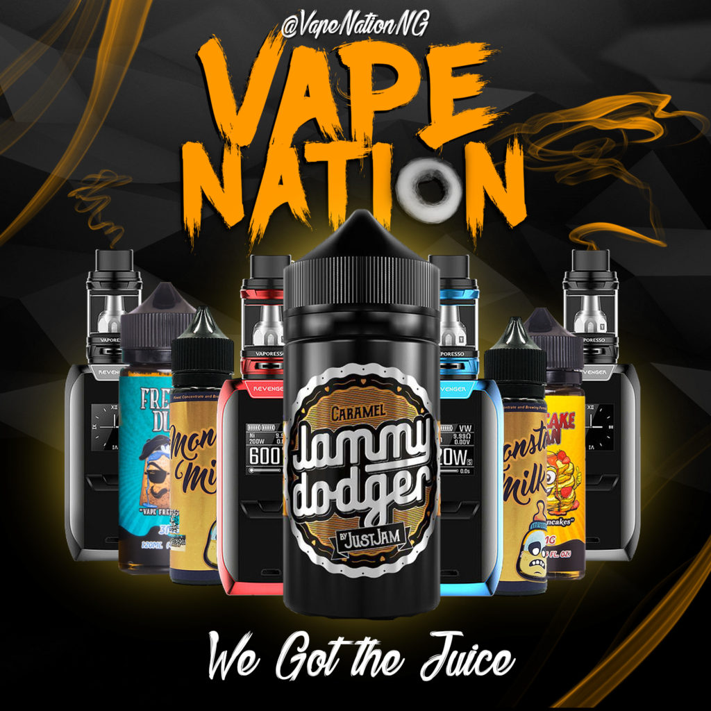vape nation products